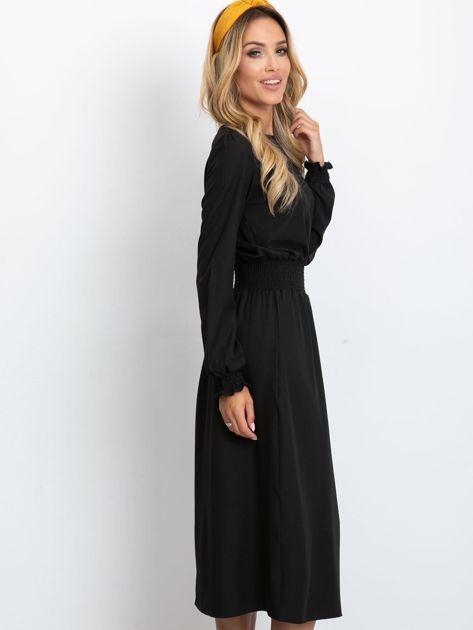 Czarna sukienka Saffire                              zdj.                              3