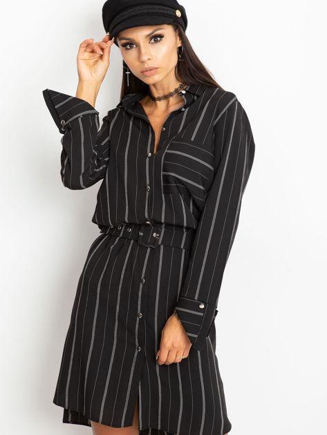 Czarna sukienka Samba                              zdj.                              5