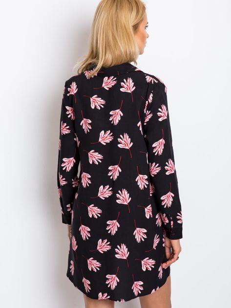 Czarna sukienka Tosca                              zdj.                              2