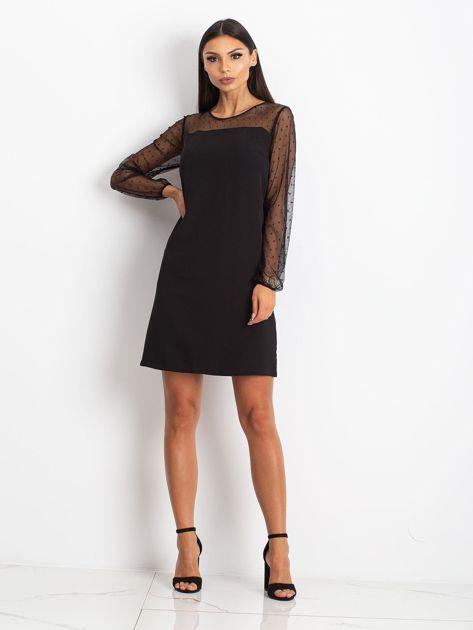 Czarna sukienka Vanity                              zdj.                              4