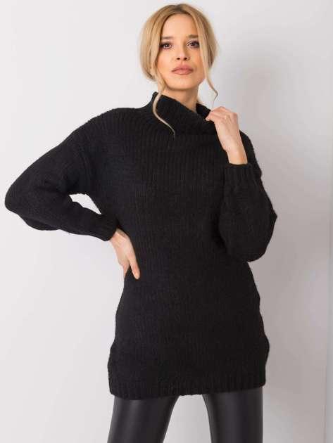 Czarna sukienka Violetta