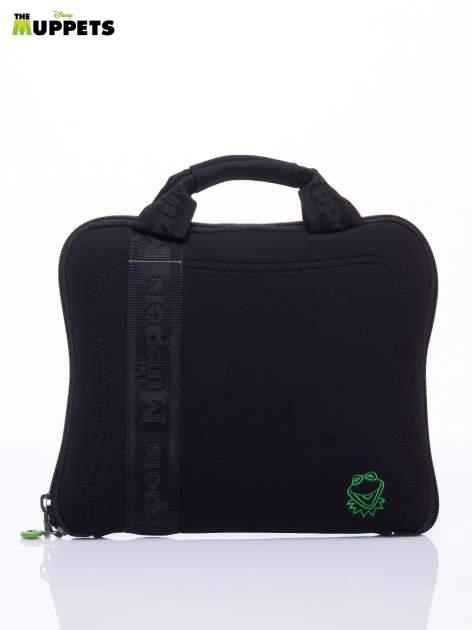 Czarna torba na laptopa DISNEY Muppety                                   zdj.                                  3