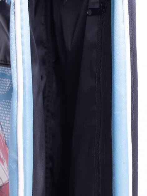Czarna torba szkolna na ramię DISNEY Witch                                  zdj.                                  4