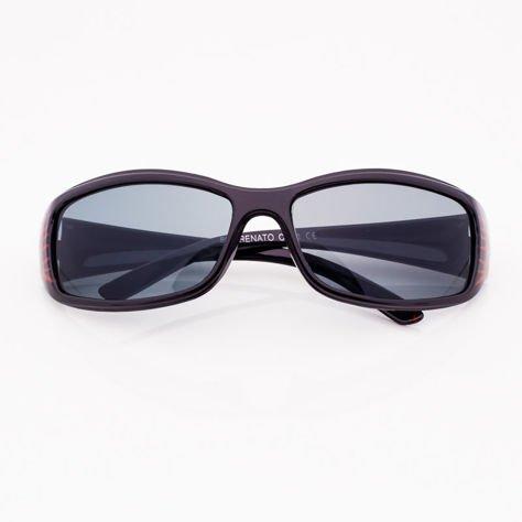 Czarne Dziecięce Okulary przeciwsłoneczne                              zdj.                              1