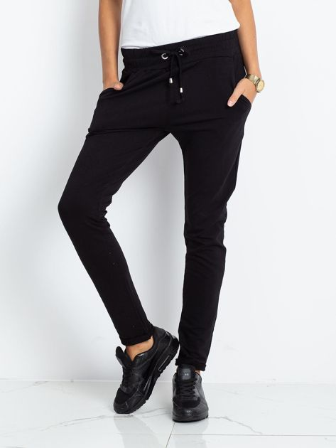 Czarne spodnie Cadence                              zdj.                              1