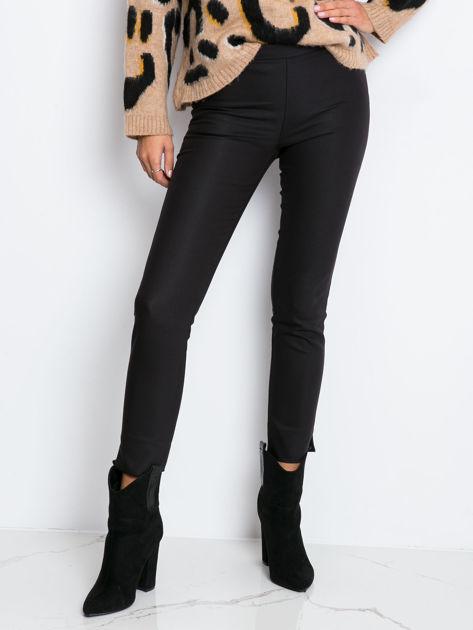 Czarne spodnie Glitter                              zdj.                              1