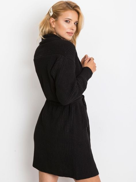 Czarny sweter Miracle                              zdj.                              2