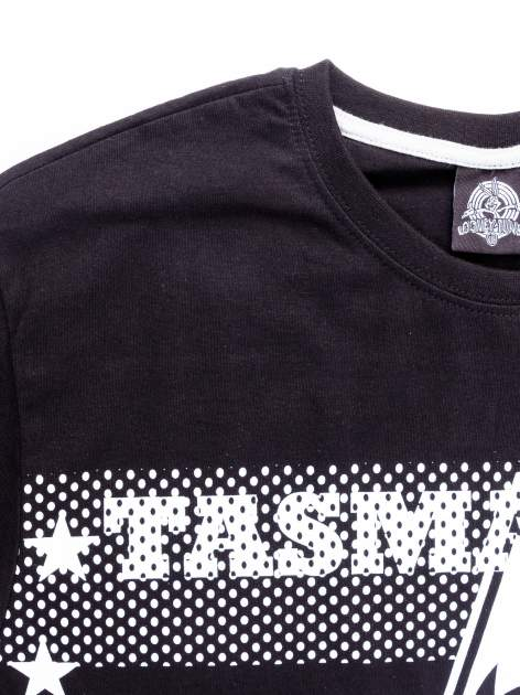 Czarny t-shirt męski LOONEY TUNES                                  zdj.                                  12