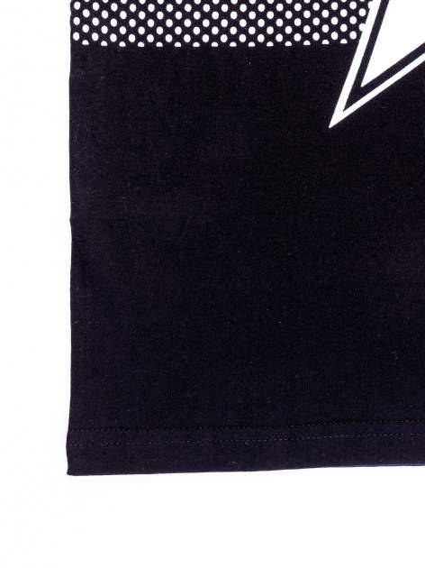 Czarny t-shirt męski LOONEY TUNES                                  zdj.                                  13
