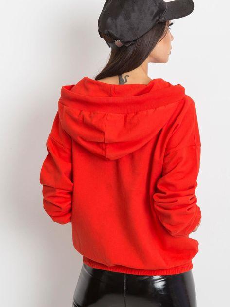 Czerwona bluza Kimmie                              zdj.                              2