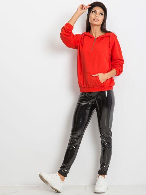 Czerwona bluza Kimmie                              zdj.                              4