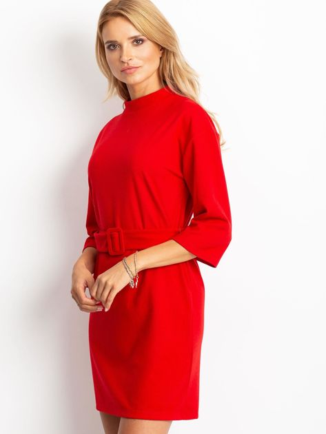 Czerwona sukienka Winner                              zdj.                              5