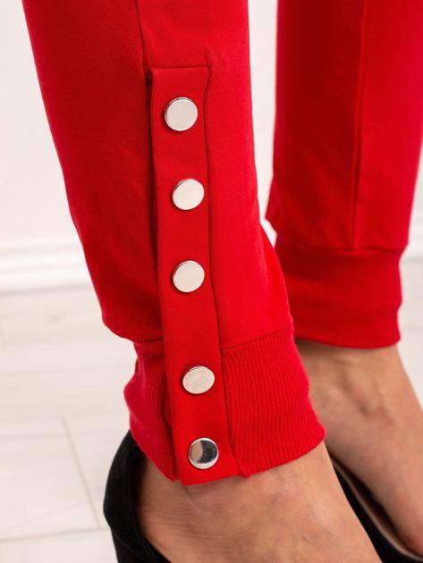 Czerwone spodnie Best                              zdj.                              1