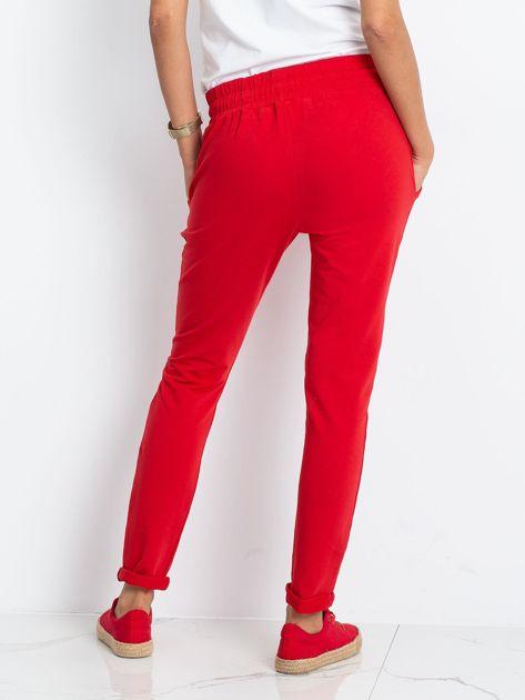 Czerwone spodnie Cadence                              zdj.                              2