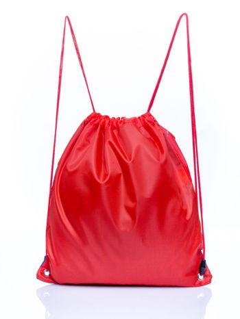 Czerwony plecak worek DISNEY Myszka Miki                                  zdj.                                  2