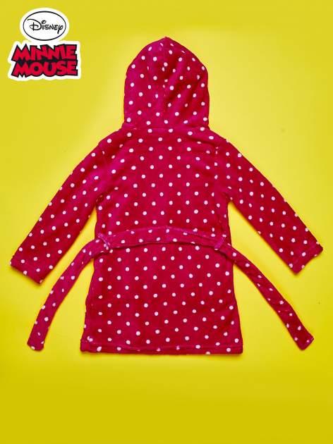 Czerwony szlafrok dla dziewczynki MINNIE MOUSE                                  zdj.                                  3