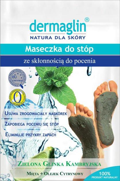 DERMAGLIN Naturalna maseczka do stóp 40 g                              zdj.                              1