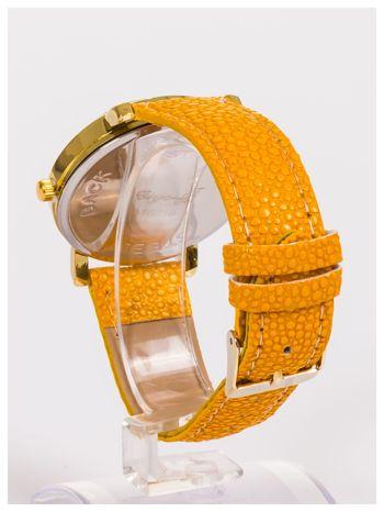Damski zegarek z dużą i wyraźną perłową tarczą CAMEL                                   zdj.                                  4