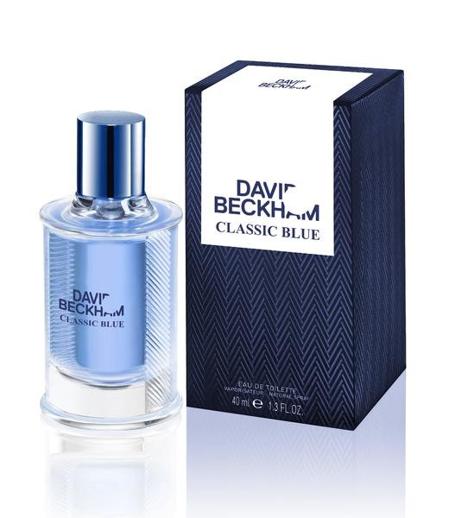 "David Beckham Classic Blue Woda toaletowa  40ml"""