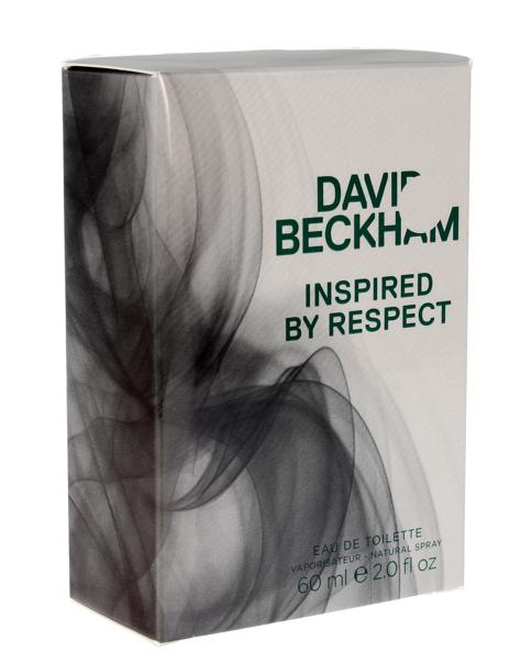 "David Beckham Inspired By Respect Woda toaletowa 60ml"""