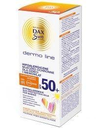Dax Sun Dermo Line Mleczko ochronne dla dzieci i niemowląt SPF 50 hipoalergiczne 200 ml