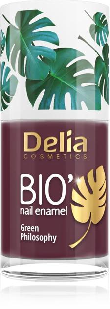 "Delia Cosmetics Bio Green Philosophy Lakier do paznokci nr 628 Proposal  11ml"""