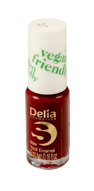 """Delia Cosmetics Vegan Friendly Emalia do paznokci Size S nr 217 Business Class 5ml"""""""