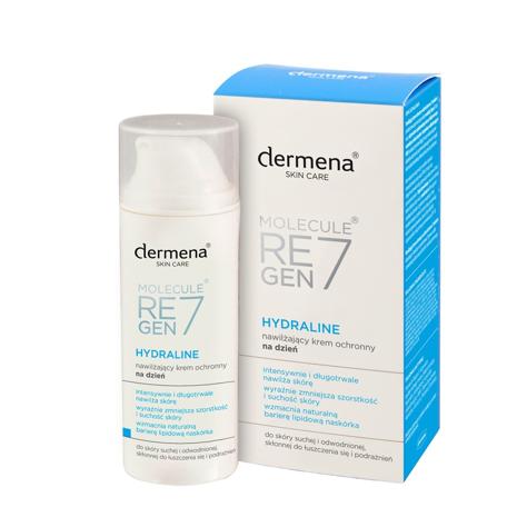 """Dermena Skin Care Hydraline Nawilżający Krem ochronny na dzień 50ml"""""""