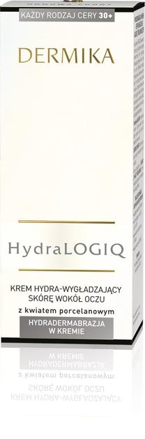 """Dermika HydraLogiq Krem hydra-wygładzający pod oczy  15ml"""""""