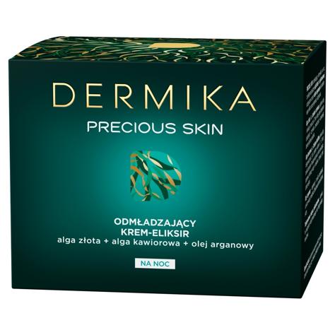 """Dermika Precious Skin Krem-eliksir odmładzający na noc 50ml"""""""