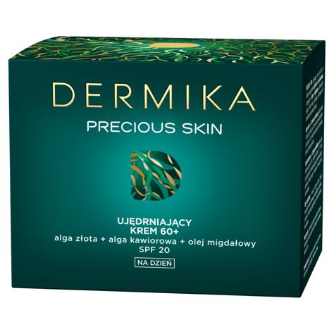 """Dermika Precious Skin Ujędrniający Krem na dzień 60+ 50ml"""""""