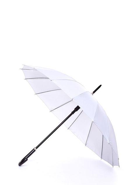 Długi szary parasol                              zdj.                              1