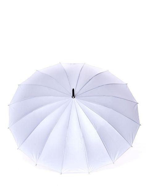 Długi szary parasol                              zdj.                              2