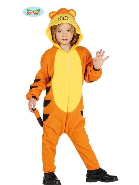 Dziecięcy strój karnawałowy Tygrysek                              zdj.                              1