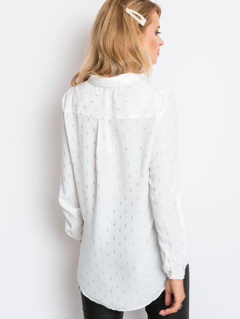 Ecru koszula Soft                              zdj.                              2