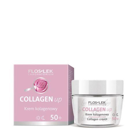 FLOSLEK Krem kolagenowy 50+ dzień/noc 50 ml
