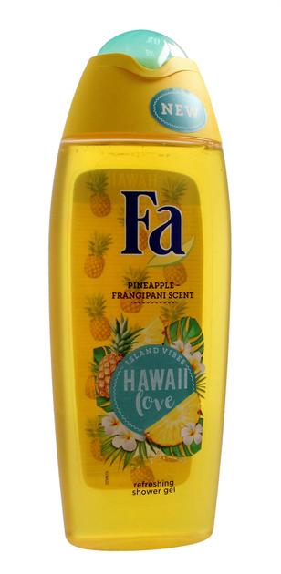 """Fa Hawaii Love Żel pod prysznic odświeżający  400ml"""""""