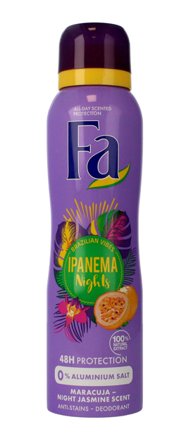 "Fa Ipanema Nights  Dezodorant spray damski 150ml"""