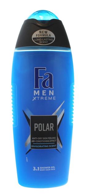"""Fa Men Xtreme Polar Żel pod prysznic 400ml"""""""