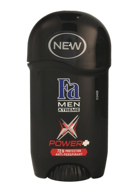 """Fa Men Xtreme Power+ Dezodorant w sztyfcie 50ml"""""""