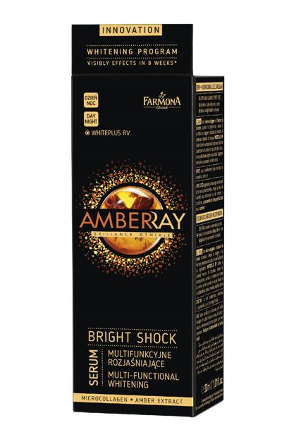 """Farmona Amberray Serum multifunkcyjne rozjaśniające na dzień i noc  30ml"""""""