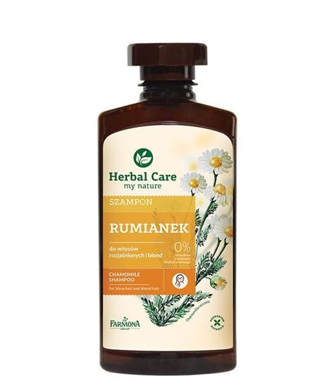 "Farmona Herbal Care Szampon Rumianek 330ml"""