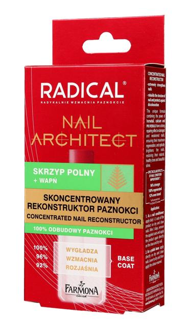 "Farmona Radical Nail Architect Skoncentrowany Rekonstruktor paznokci  12ml"""