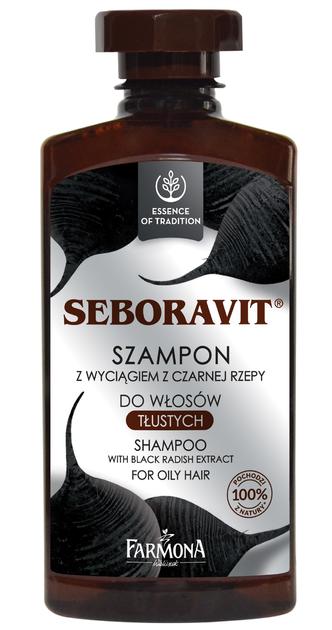 """Farmona Seboravit Szampon do włosów tłustych 300ml"""""""
