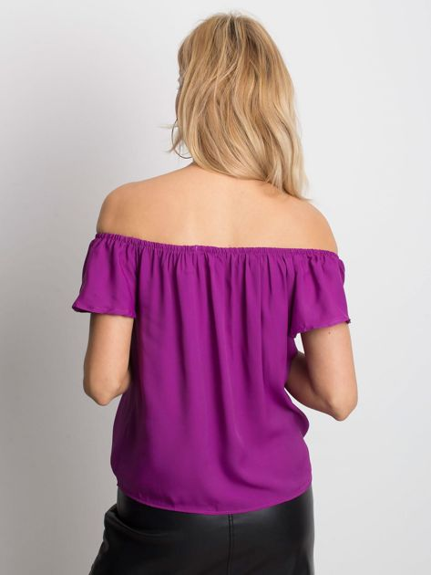 Fioletowa bluzka Mirage                              zdj.                              2