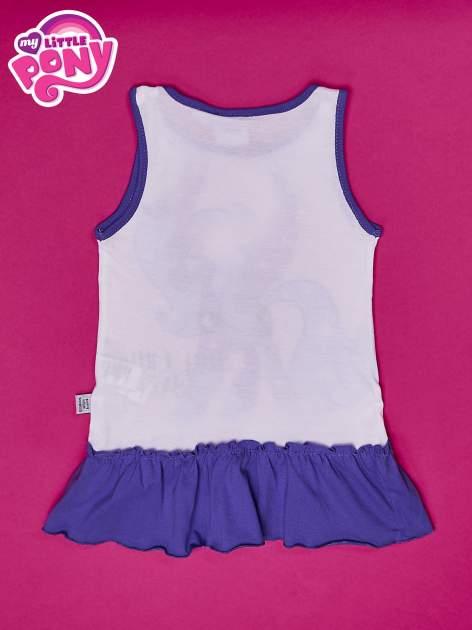Fioletowa tunika dla dziewczynki MY LITTLE PONY                                  zdj.                                  2