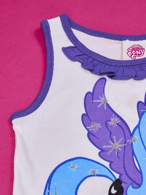 Fioletowa tunika dla dziewczynki MY LITTLE PONY                                  zdj.                                  4