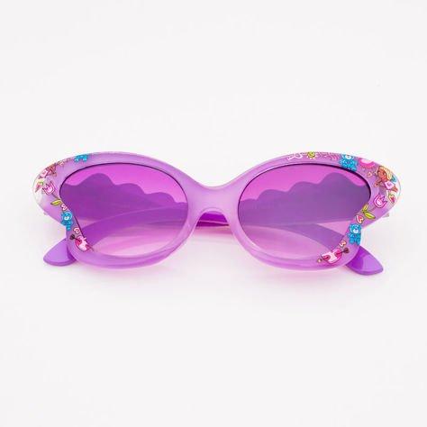 Fioletowe Dziecięce Okulary przeciwsłoneczne                              zdj.                              1
