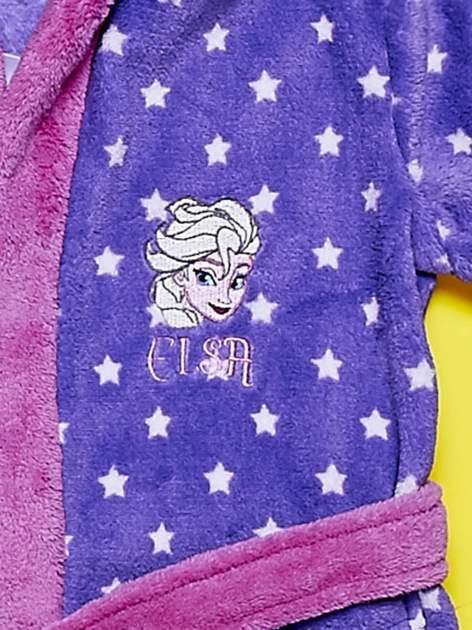 Fioletowy szlafrok dla dziewczynki FROZEN                                  zdj.                                  4