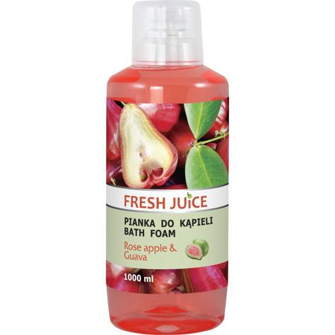 "Fresh Juice Pianka do kąpieli Rose Apple & Guava 1000ml"""